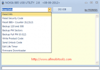 Nokia BB5 USB Utility