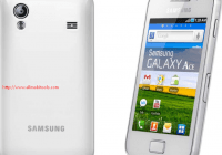 Samsung Galaxy Gt-s5830 Firmware