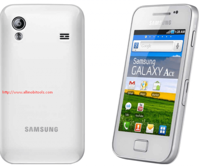 Samsung Galaxy ACE GT-s5830 Stock Rom Firmware Flash File Free Download