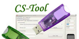 Download CS Tool Dongle