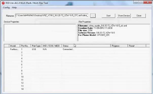 Motorola All In One Flash Tool (Flashing Software) Free Download