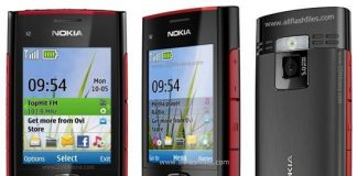 Nokia X2-00 Flash File