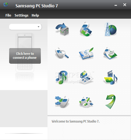 Samsung PC Suite (Pc Studio) Latest Version V7.2.24.9 Free Download For Windows & MAC