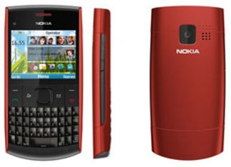 Nokia X2-01 Flash File