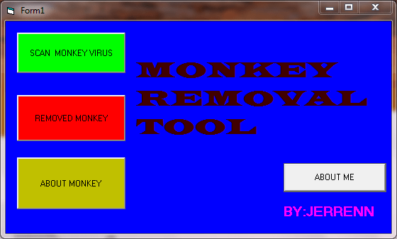 Monkey Virus Removal