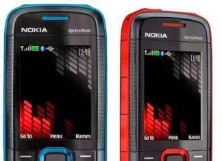 Nokia 5130c Flash File