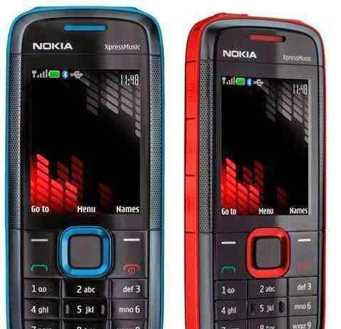 Nokia 5130c Flash File