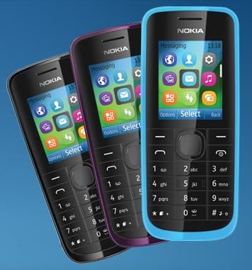 Nokia 114 Flash File