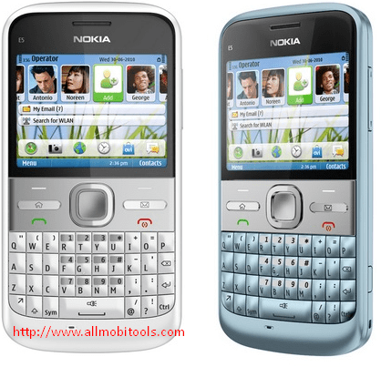 Nokia E5-00 Rm-632 Latest Flash File v102.002_001 Free Download