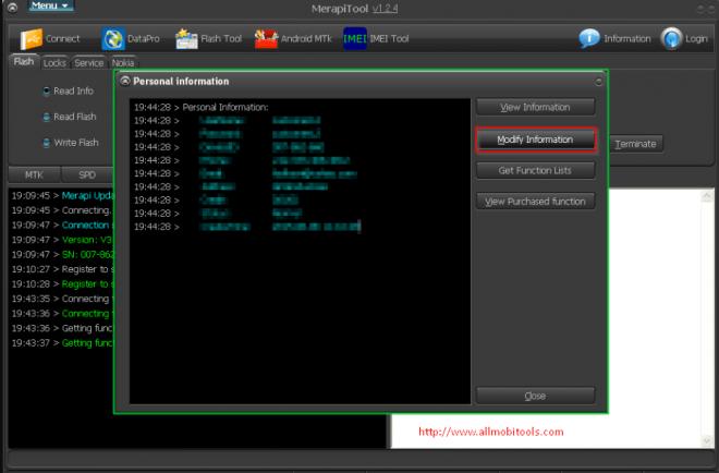 Volcano Box Merapi Tool Latest Version V1.4.7 Full Setup Free Download