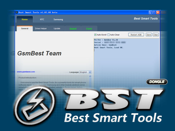BST Dongle v3.51.00 Latest Version (2019) Full Setup Installer Free Download