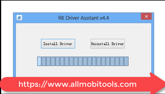 RockChip (RK) Driver Assistant v4.4 Free Download  for Windows