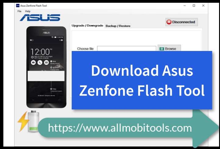 Asus Flash Tool Latest Version (2020) Free Download