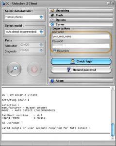 DC Unlocker Software Download