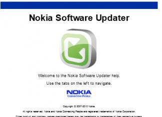 Nokia Software updater Free Download