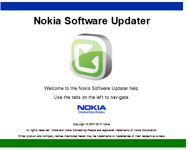 Nokia Software Updater Latest Version V4.3.2 Full Setup Installer Free Download For Windows