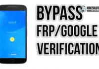 FRP Lock Google Verification Bypass Tool Software