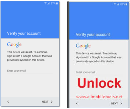 FRP Lock Google Verification Bypass Tool Software Latest