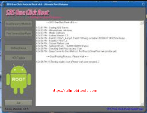 Download SRSRoot (One Click Rooting Tool) v5.1 Latest Version