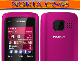 Nokia C2-05 Flash File