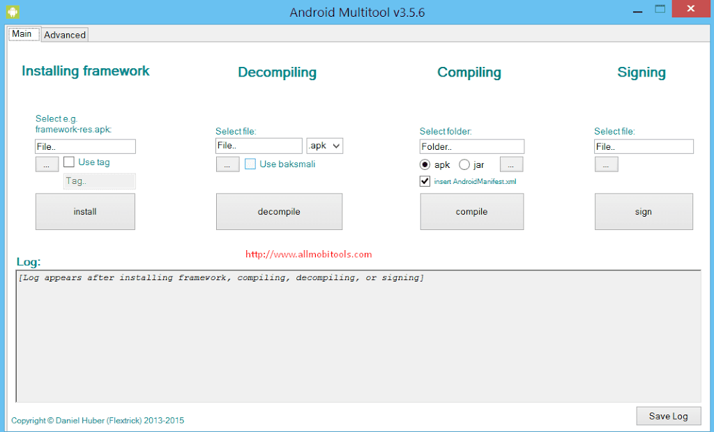 Android Multi Tool Latest Version v3.5.9 Full Setup Exe Download For Windows