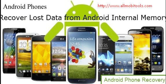How To Recover Lost Data From Android Internal Memory & SD Card Easily