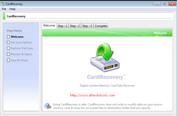 [SD] Memory Card Data Recovery Software Free Download For Windows (PC)