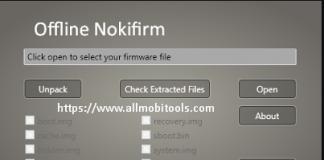 Offline Nokifirm