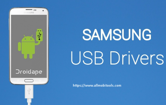 Download All Samsung Android USB Drivers (2020) For Windows