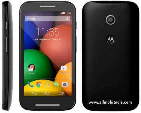 Moto e XT1022 Firmware Download