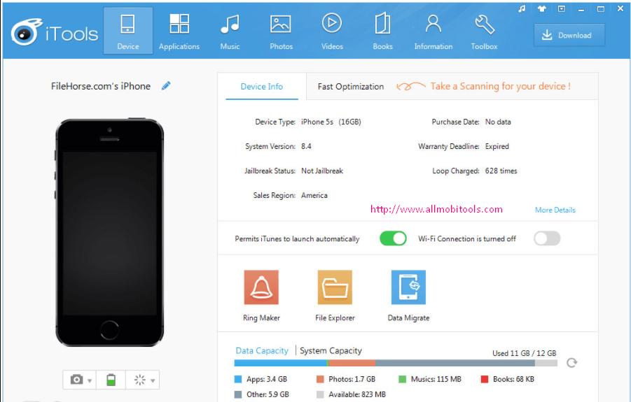 iTools For Windows & Mac