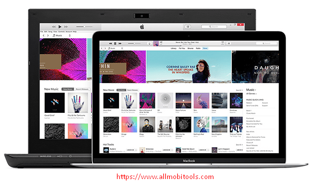 Download iTunes iPhone Latest Version v12.7 For Windows & Mac