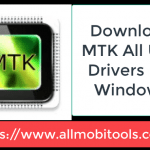 Download MTK (MediaTek) USB All Drivers