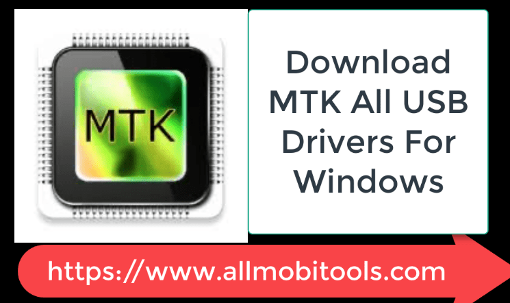 Download MTK (MediaTek) USB All Drivers for Windows 7/8/10