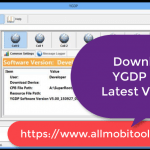 YGDP Tool (Flash Tool) Latest