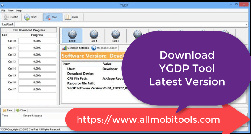 YGDP Tool (Flash Tool) Latest Version 2020 Free Download
