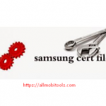 Download All Samsung Cert (Certificate) Files