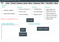 MobileSea Service Tool