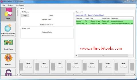 Moto Service Tool v3.0.5 Offline Setup Free Download