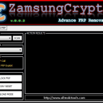 Samsung Crypter Advanced FRP Removal Tool (2021) Latest Setup Free Download