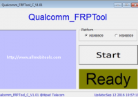 Qualcomm FRP Unlock Tool