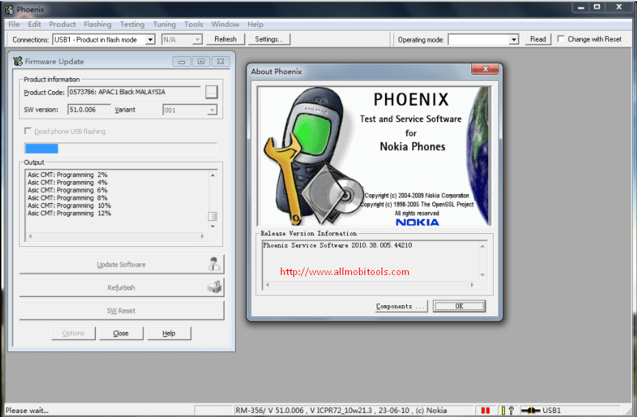 Download Phoenix Service Software
