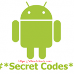 Android Secret/Hidden Codes