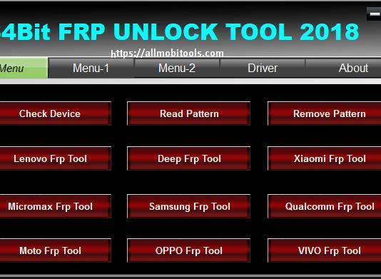 Oppo FRP Unlock Tool