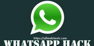 Download WhatsApp Hacking Tool