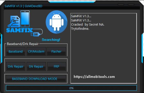 Sam Fix Tool v1.3