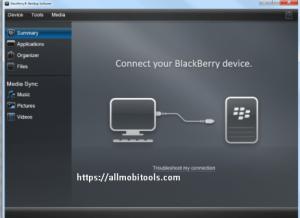 Download BlackBerry Desktop Software (Manager)