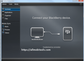 Download BlackBerry Desktop Software (Manager)