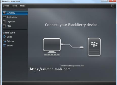 Download BlackBerry Desktop Software (Manager) For Windows & Mac