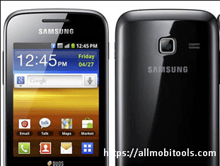Download Samsung GT-C3312 Flash File
